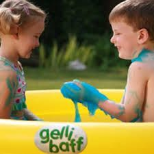 Gelli Baff for kids, now in stock in a variety of colors!