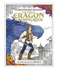 This The Official Eragon Coloring Book Is Perfect Zulilyfinds