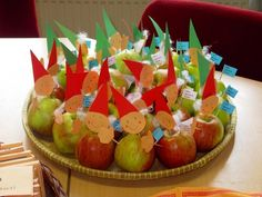 Kindertraktaties: Fruit 1