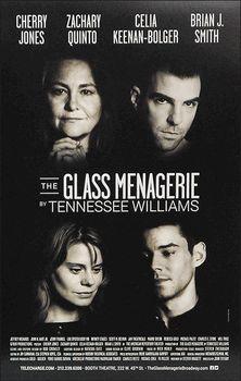The Glass Menagerie Broadway Poster #christmaswishlist
