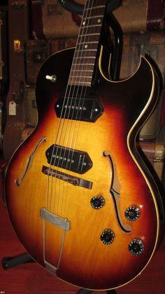 1960 Gibson ES-125 TDC Sunburst