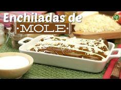 ¿Cómo preparar Enchiladas de Mole ? - Dile a tu esposo cuánto lo amas preparando un platillo que le encantará: Enchiladas de mole.  Suscríbete a Cocina Fresca y descubre deliciosas recetas todos los días.  Todos los ingredientes para preparar esta rica torta los encontrarás en nuestro #MartesDeFrescura.  #CocinaFresca es presentada por Walmart ¡Suscríbete!