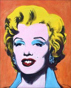 Andy Wharoll, Marilyn 1964