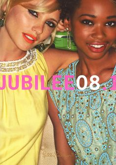 The cover of the Lilly Pulitzer Resort Jubilee catalog in 2008