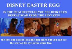 Scar in Hercules ?