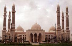 Al-Saleh Mosque (Sana'a, Yemen) (Image Credit: Himo)