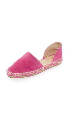 Pink Karen d'Orsday Espadrilles