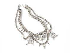 Classique Crystal Necklace by Fallon from Council of Fashion Designers of America on OpenSky