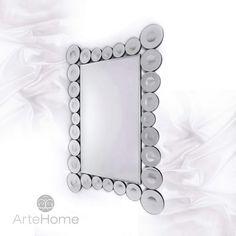 Lustro dekoracyjne ArteHome Laura | sklep PrezentBox - akcesoria, zegary ścienne, prezenty