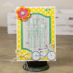 Lori Whitlock Creative Team - Sketched Card - Bug Lover Cards