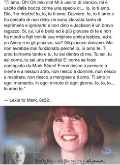 Lexie e Mark