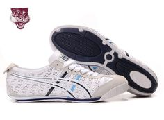 hot sales 95952 cd471 Onitsuka Tiger Mini Cooper Shoes White Black Blue  onitsukatiger