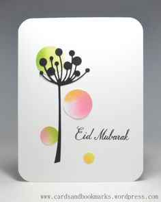 Love this clean and simple card - Chloe Stem from Memory Box.