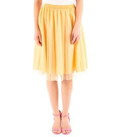 Tulle Garden Skirt from DownEast