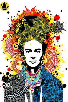 Frida Art