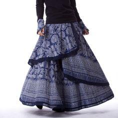 etnic skirt