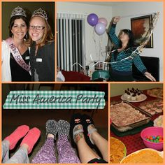 {Miss America Party}