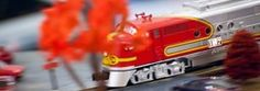 Roads and Rails Museum, Frederick Maryland. The museum houses one of the largest miniature world model train displays in the country and is designed to be a fun display of three dimensional art, combined with sound and movement.  It is a miniature world complete with a zoo, circus, working volcano, walk-through mountains, subway, coal mine, castle and towns with moving trains, trolleys, cars, and trucks. My grandson loved the Lego train valley.