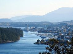 """Nanaimo, British Columbia """"Nanaimo is among British Columbia's most liveable cities, having a favorable balance of lifestyle, employment and investment opportunities. Nanaimo British Columbia, May Bay, Vancouver Island, Canada, Vietnam, Victoria, Tours, River, City"""