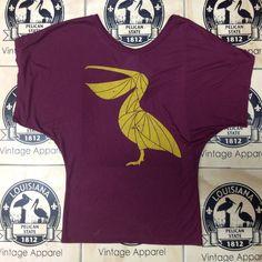 #pelicanstate #bayoupride pelicanstateclothing.com