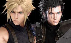 Final Fantasy Cloud, Final Fantasy Vii Remake, Fantasy Series, Cloud And Tifa, Cloud Strife, Zack Fair, Final Fantasy Collection, I Give Up, Finals