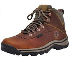 Comfortable Steel Toe Boots, Timberland White Ledge, Timberland Mens, Waterproof Boots, Dark Brown, Hiking Boots, Men's Shoes, Ankle, Choices