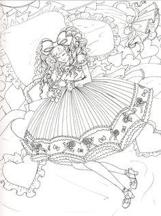 ap coloring book drawing by sanada ookami - Ap Coloring Book