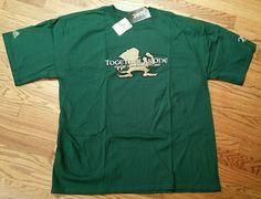 Notre Dame Football 2007 Irish Green Tradition T-Shirt Men XL Shirt New with Tag…