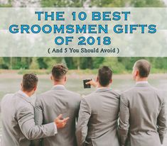 Looking for the best groomsmen gifts? has rounded up neat, cheap and distinct. Guy Best Friend, Guy Friends, Best Friend Gifts, Gifts For Friends, Best Friends, Groomsmen Gifts Unique, Groomsman Gifts, Good Buddy, Bridesmaid Robes