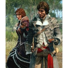 Noooo I was shipping shay and hope...God dammit my emotions. #videogames #assassinscreed #ubisoft #shaypatrickcormac #hopejensen #gamer #assassinscreedrogue