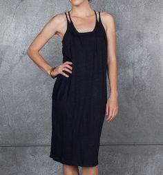 Humanoid Slimmerd Ink Dress