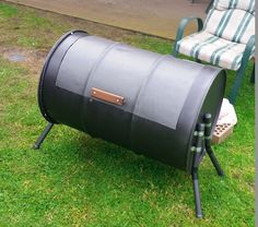 Image result for drum fire pit Welding Projects, Projects To Try, 55 Gallon Drum, Metal Drum, Bbq Area, Alice In Wonderland Party, Diy Party, Event Planning, Drums