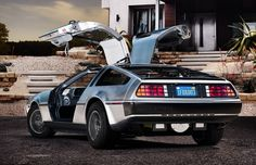 New Electric DeLorean. This retro modern upgrade of the famous Back to the future DeLorean car still has its timeless design. it's now powered by a 260 horsepower electric motor that flings it from 0-60 in just 4.9 seconds.