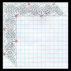 Celtic Knots 101 - Triangles and Pretzels - WetCanvas