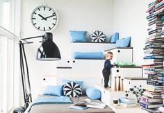 Danish home, Sluseholmen, Copenhagen. #allgoodthings #danish spotted by @missdesignsays