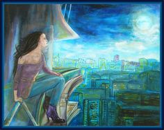 Merengő Anna, Painting, Fictional Characters, Painting Art, Paintings, Fantasy Characters, Drawings