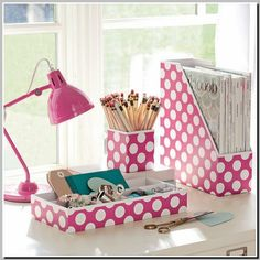 Desk Accessories For Girls