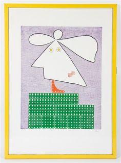 Enrico Baj, (Italian, 1924-2003), Untitled