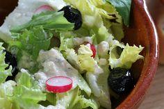 Creamy Feta Salad Dressing recipe