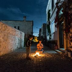 """For 3 years now I live in the Rom (known by the eponym """"Gypsy"""") neighbourhood of Alacati in Turkey. We are happy here. Every year there is a special celebration on the night of May 5th. It's called Hıdırellez and it celebrates the arrival of spring/summer. It's now linked to Islam but its roots are ancestral dating back to the time of shamanism - Yakuts (of Turkic origins) of Siberia were celebrating it. Every religion assimilates elements of previous beliefs; nothing is ever staticand I…"""