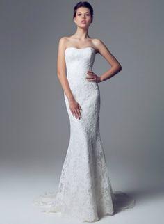 Blumarine Wedding Dresses 2013/2014 Bridal Collection. To see more: http://www.modwedding.com/2013/12/18/blumarine-wedding-dresses-2014-collection/
