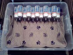 Lifeline Pet Supplies - Pet Brooder, breeder supplies, puppy incubators, nursers