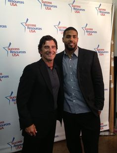 Me and my new bud!!! Arian Foster - top rusher in NFL Houston Texans. -:) Super nice guy. Very genuine. Very humble. Money doesn't drive him. Just wants to make other people happy.