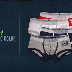 483d8a7473 4pk sale- pink hero p2 cotton cool mens underwear male boxer brief Boxer  Briefs