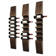 Pinna Wine Racks...Was gonna buy a couple of these, but the wood didn't match my dining table! :(