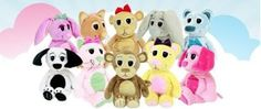 LullaPets - these cuddly stuffed animals feature an MP3 player so children can listen to music, audio books or a pre-recorded message.