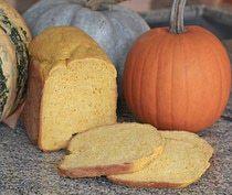 Bread Machine Pumpkin Bread...in the machine now :)  I added some pumpkin pie spice...we will see!