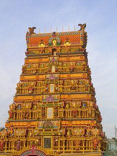 Hindoe tempel in Den Helder