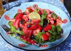 ...a quiet life...: salad
