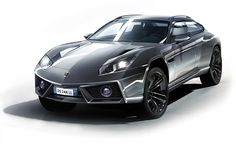 Lamborghini's Urus, 2nd SUV of the Italian brand with the Bull